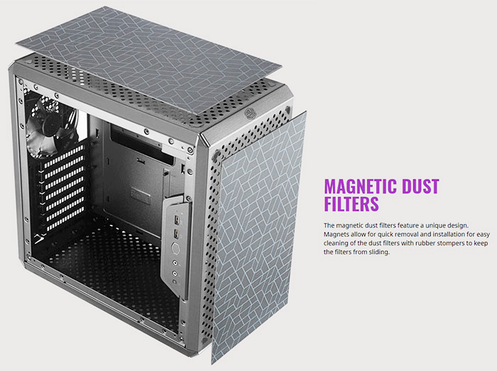 Cooler Master Q500L First Look