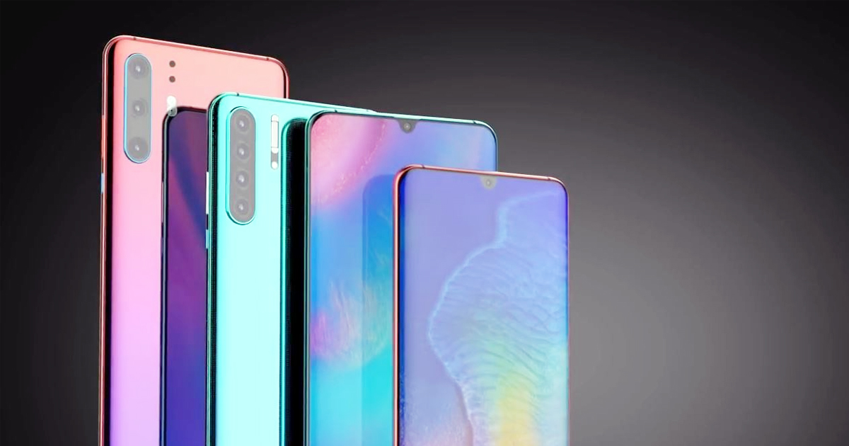 Huawei P30 and P30 Pro available in the US