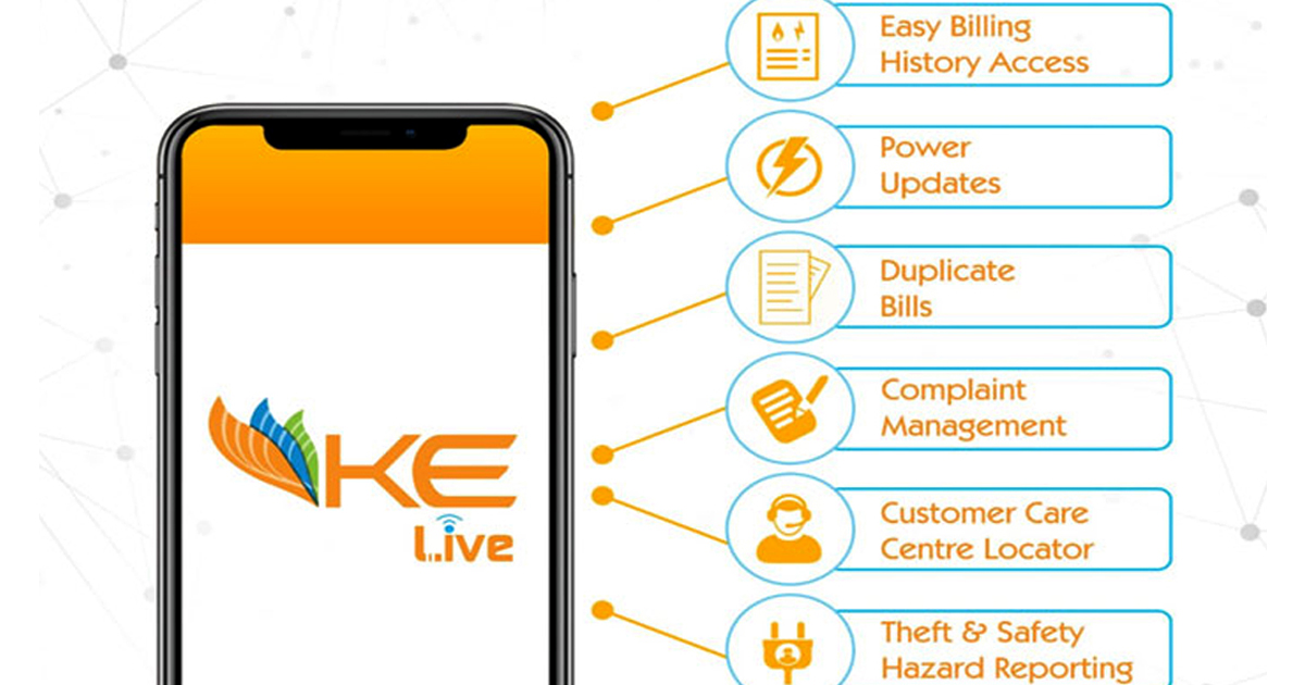 K-Electric Mobile App