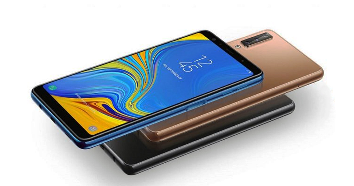 Samsung Galaxy A90 Specifications Leaked Before Launch