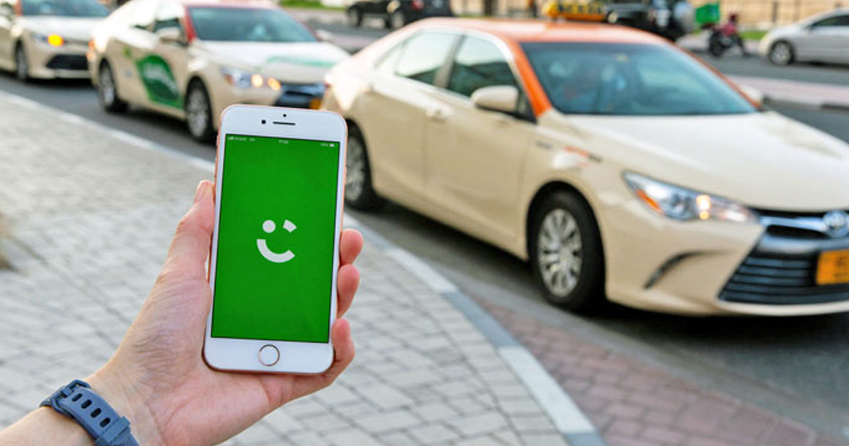 The new 'on-call' service from Careem