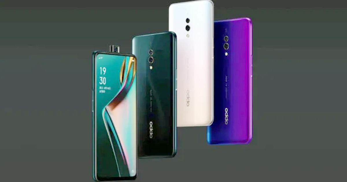 Affordable Oppo K3 is coming to India soon with its pop-up selfie camera