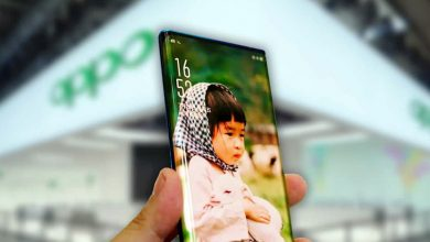 Oppo Reveals a Waterfall screen smartphone with highly curved edges