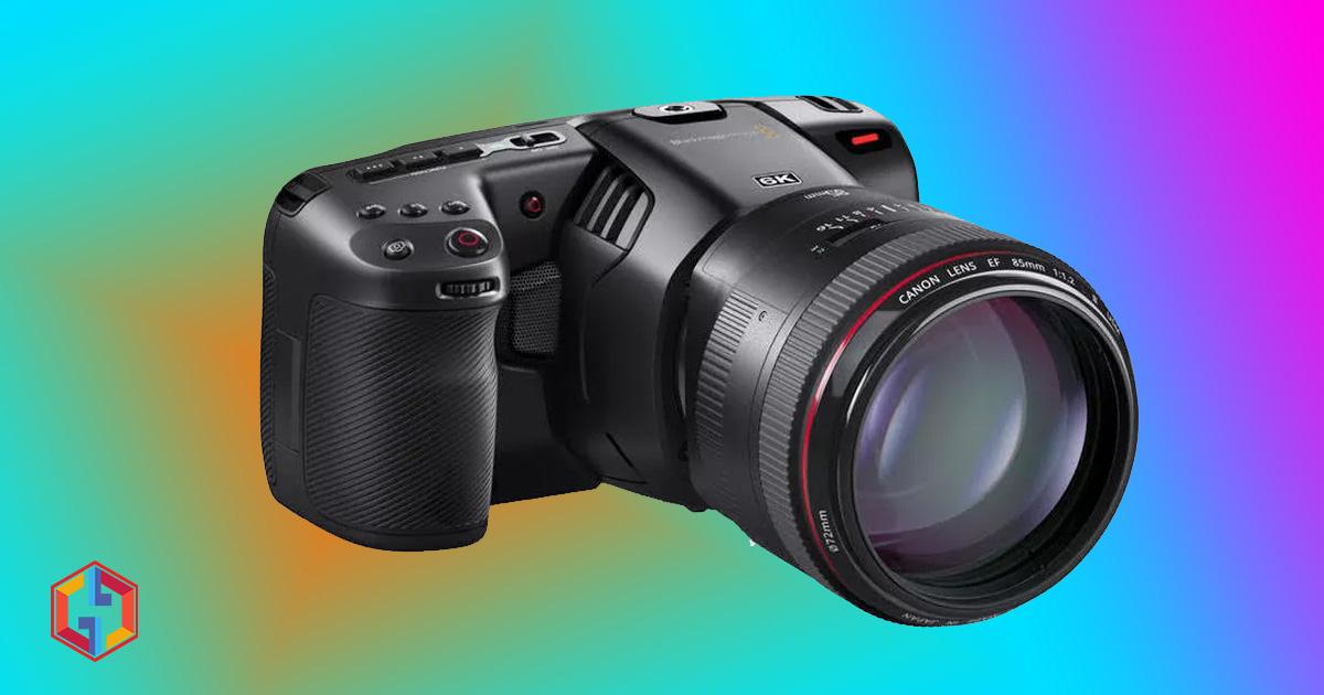 Blackmagic declares Pocket Cinema Camera 6K