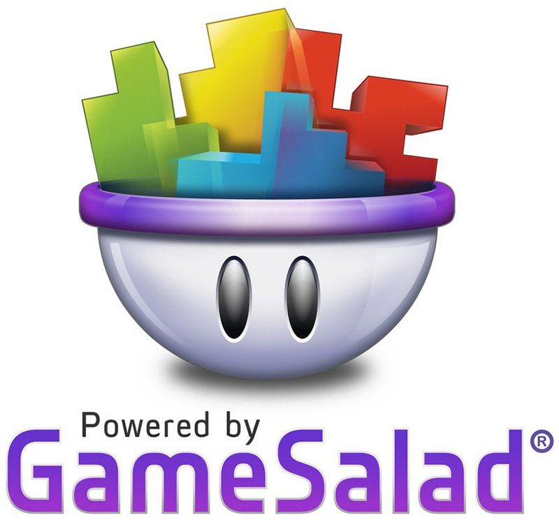 GameSalad Mobile app building platform