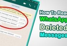 How to Read WhatsApp Deleted messages on your iPhone or Android