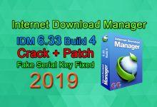 IDM 6.33 Build 4 incl Patch [32bit + 64bit] Fake Serial Fixed