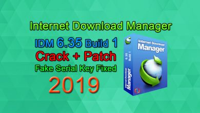 IDM 6.35 Build 1 incl Patch [32bit+64bit] Fake Serial Fixed 2019