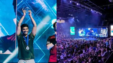 Pakistani Gamer Arslan Ash crowned World's best Tekken 7 player