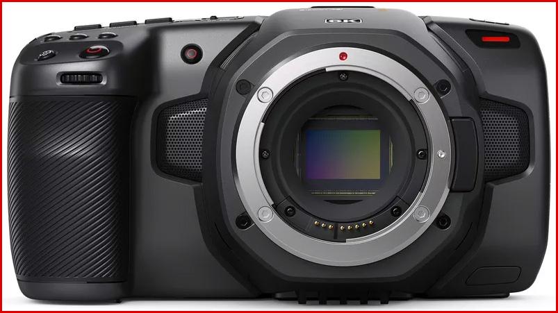 Pocket Cinema Camera 6K