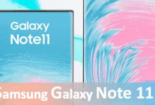 Samsung Galaxy Note 11