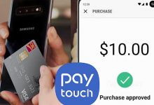 Samsung has an app that makes your mobile a contactless payment terminal
