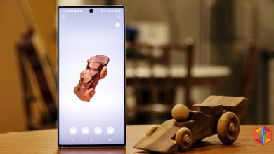 Samsung launches 3D Scanner app for the Galaxy Note 10+