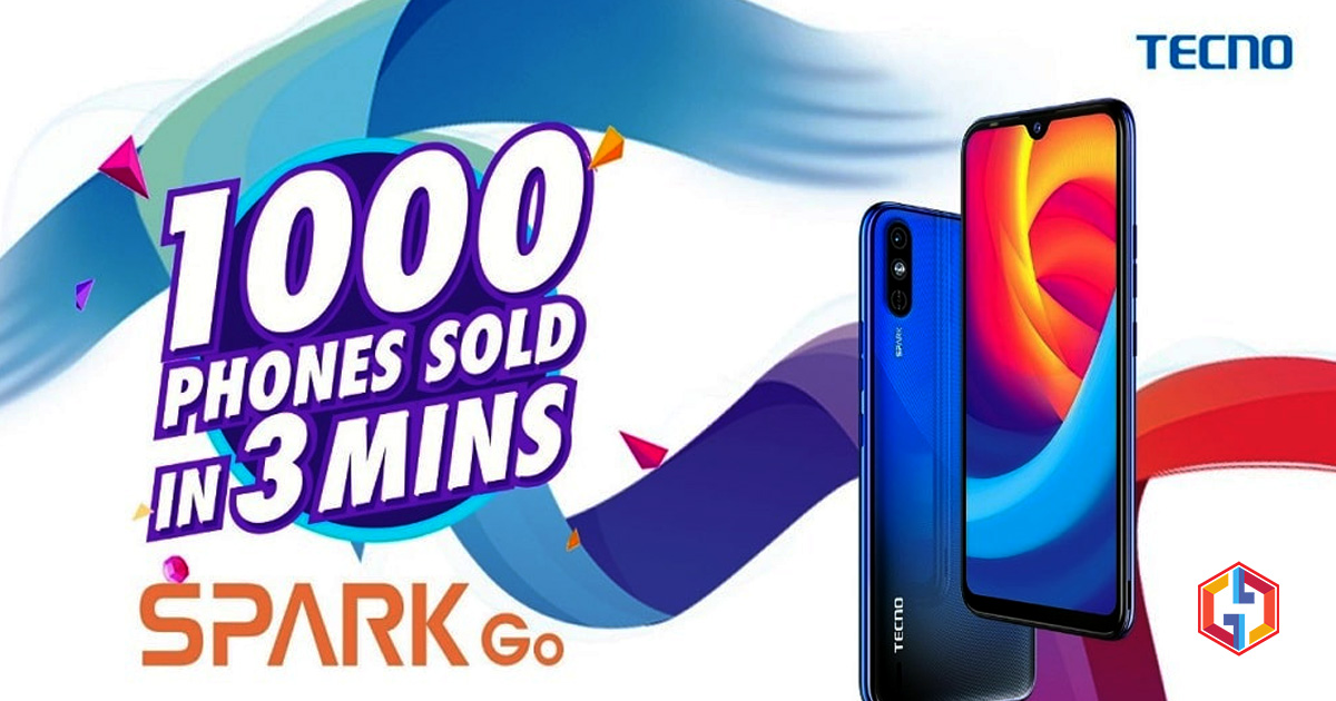 The first day of Tecno Spark Go Release makes record-breaking sales
