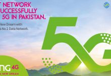 Zong successfully tests 5G in Pakistan