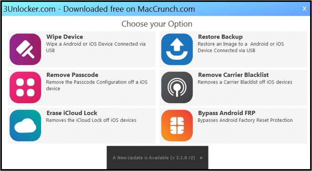 3Unlocker Free Download