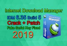 IDM 6.35 Build 5 incl Patch [32bit + 64bit] Fake Serial Fixed