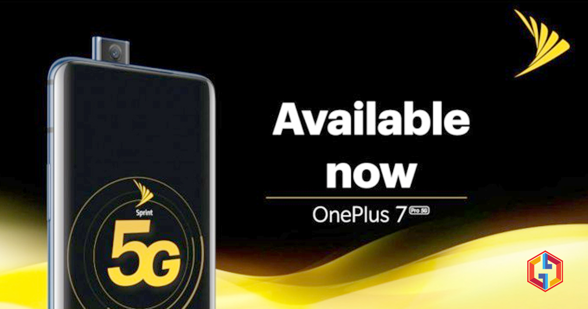 OnePlus 7 Pro 5G is now available on Sprint