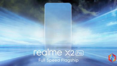 Realme X2 Pro features a quad camera setup based on 64MP